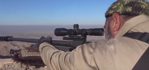 Sniper Abu Tahseen