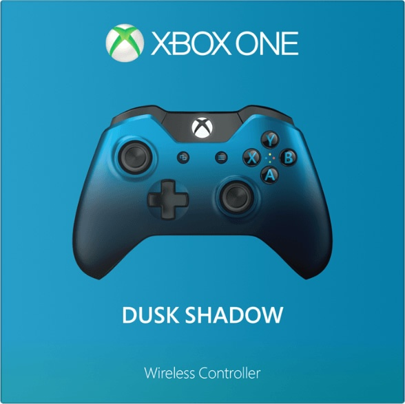 Xbox One Dusk Shadow Wireless Controller