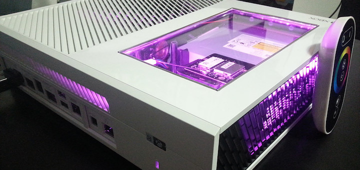 Xbox One PRISM casemod