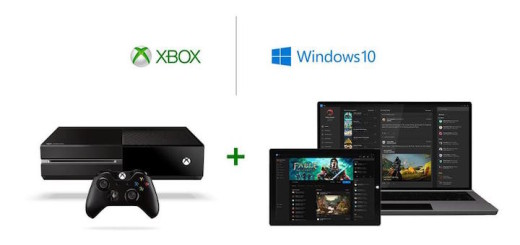 Xbox One and Windows 10