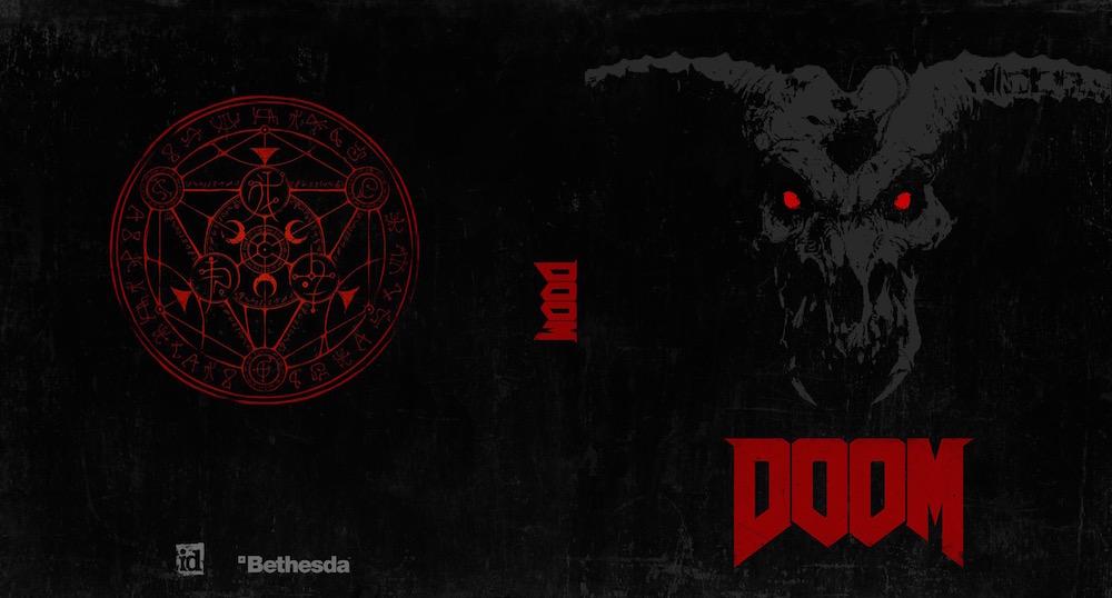 DOOM Alternative Cover A