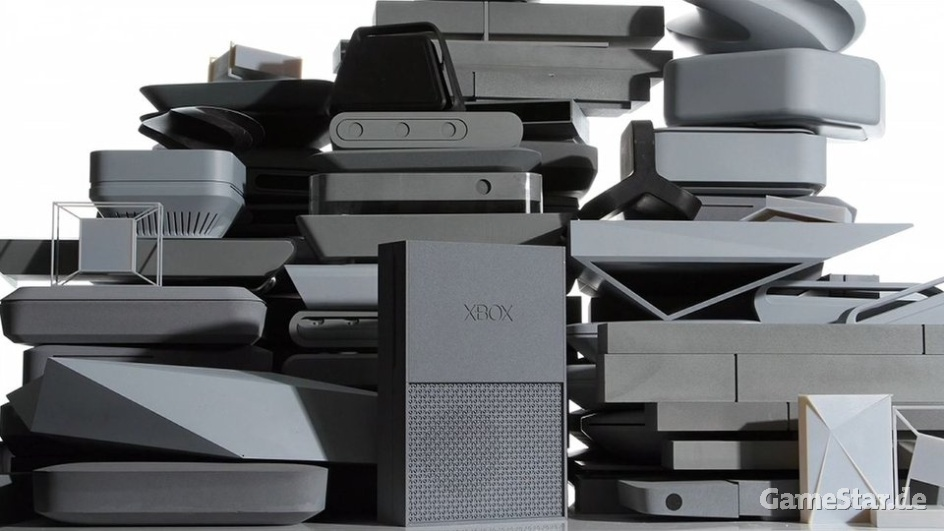 Xbox One Prototypes
