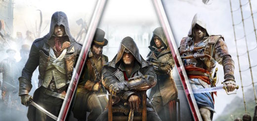 Assassins Creed Triple Pack