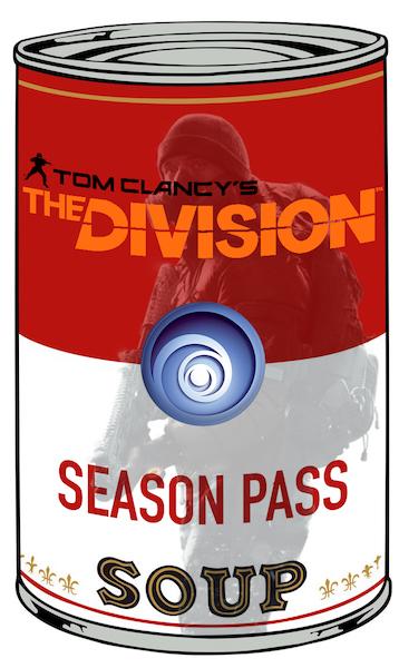 Clancys The Division Season Pass Soup