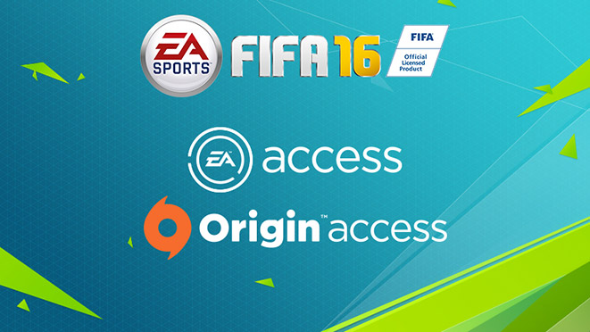 FIFA 16 EA Acccess