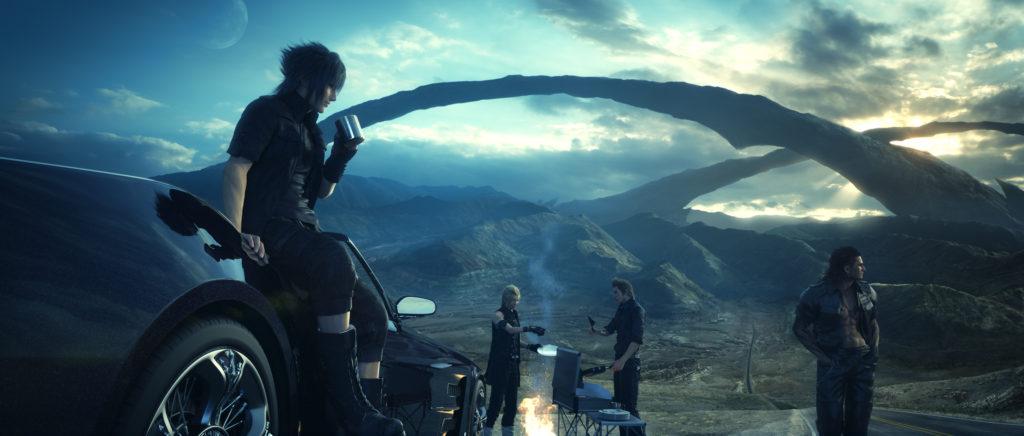 Final Fantasy XV Nice image