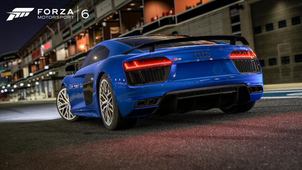 Forza Motorspot 6 Audi R8 V10