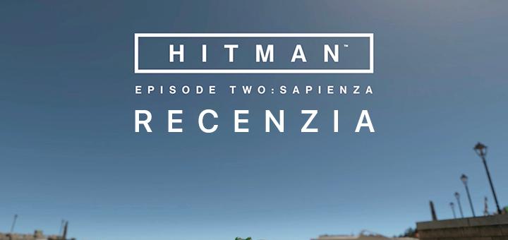 Hitman Sapienza Recenzia