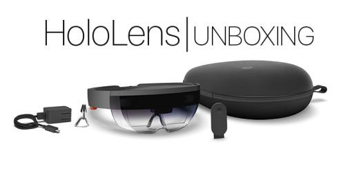 Hololens Unboxing