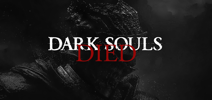 No More Dark Souls