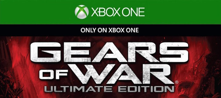 Only on Xbox One GOW