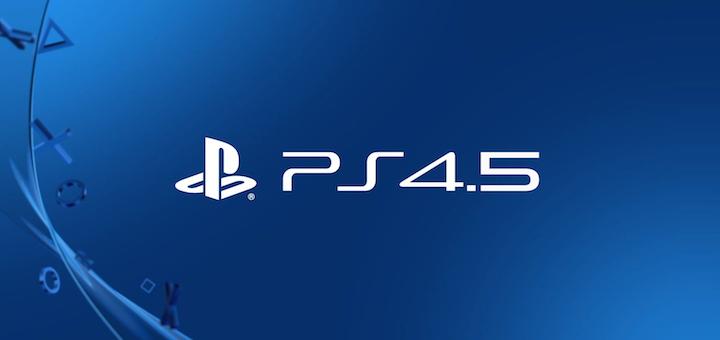 PS4.5 logo