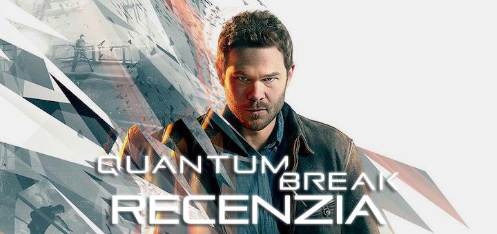 Quantum Break Recenzia