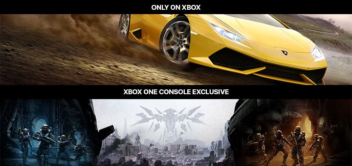 Xbox One Exclusive slovnik