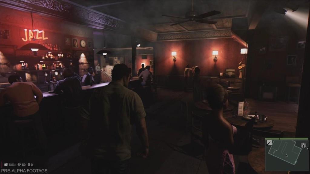 Mafia 3 Pre-Alpha Footage