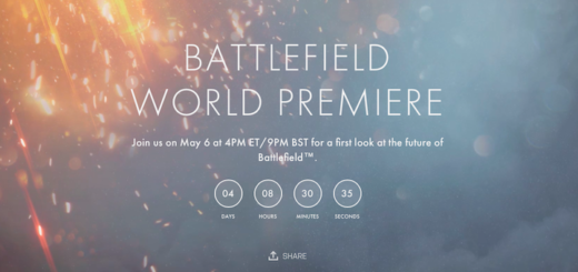 Battlefield World Premiere