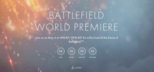 Battlefield World Premiere