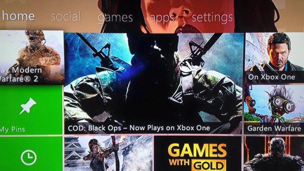 COD Black Ops Xbox One