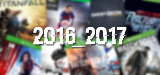 EA Ubisoft 2016 2017
