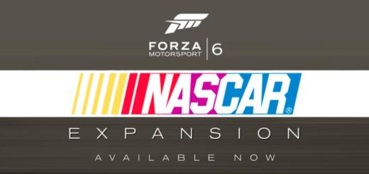 Forza Motorsport 6 NASCAR Expansion