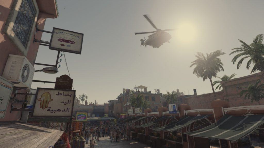 HITMAN Marrakesh