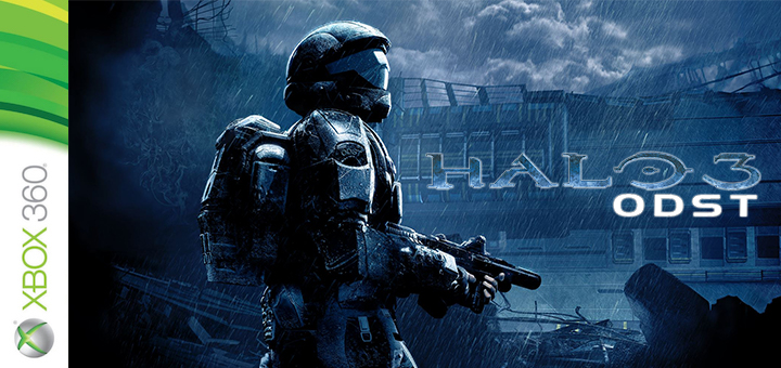 Halo 3 ODST X360