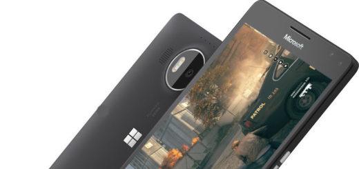 Lumia 950 Quantum Break