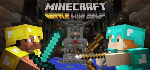 Minecraft Battle Mini Game
