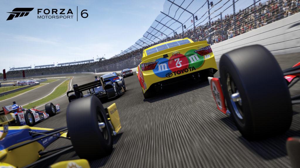NASCAR Expansion Forza Motorsport 6