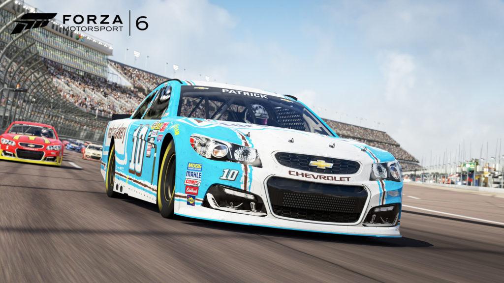 NASCAR Stewart-Haas Racing Chevrolet