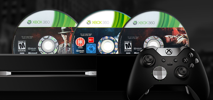 Spätná kompatibilita Xbox One sa rozrastla o viacdiskové hry