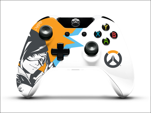 Xbox One Overwatch Controller