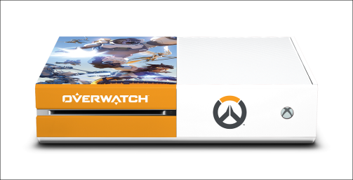 Xbox One Overwatch Limited Edition
