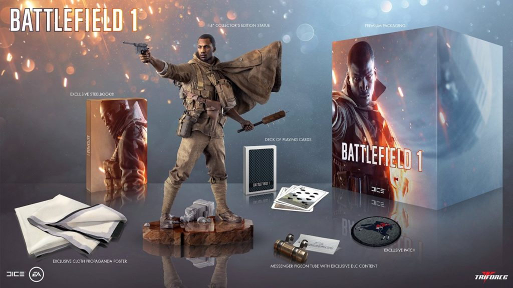 Battlefield 1 Collector's Edition
