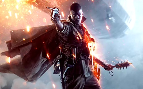 Battlefield 5 artwork