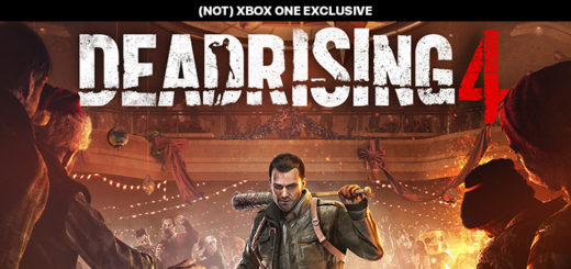 Dead Rising 4 Not Exclusive