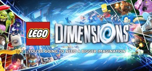 LEGO Dimensions 2016