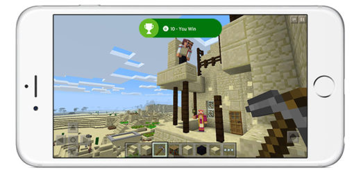 Minecraft Pocket Edition Xbox Achievements