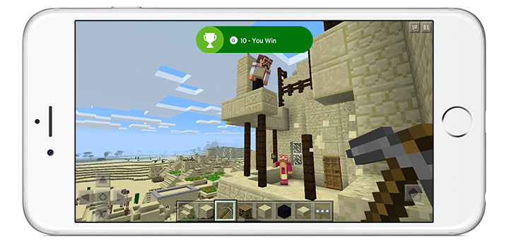 Minecraft Pocket Edition Xbox Achievements