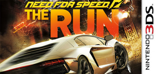 NFS The Run 3DS