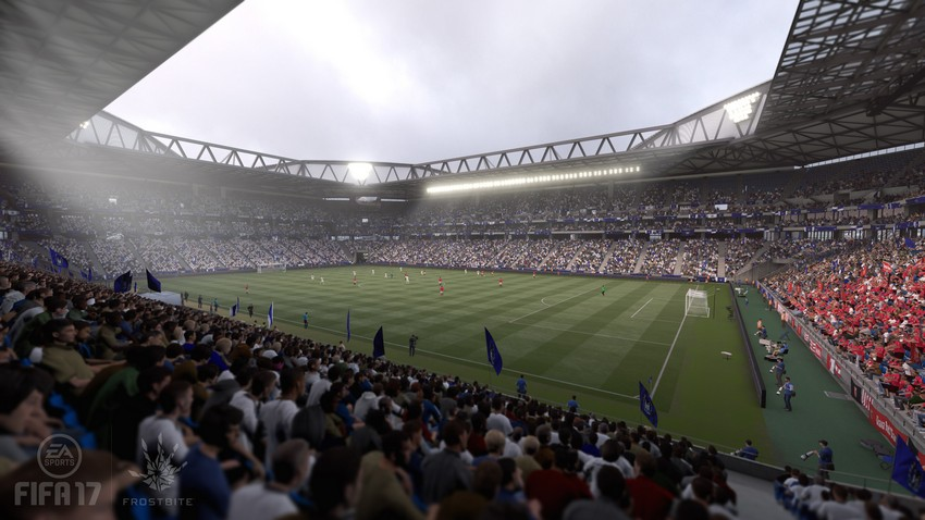 Suita City Stadium FIFA 17