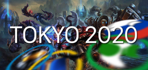 Tokyo 2020 eSports