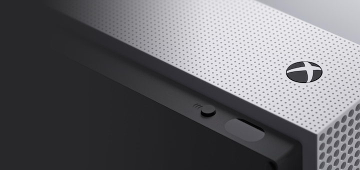 Xbox One S Infrared