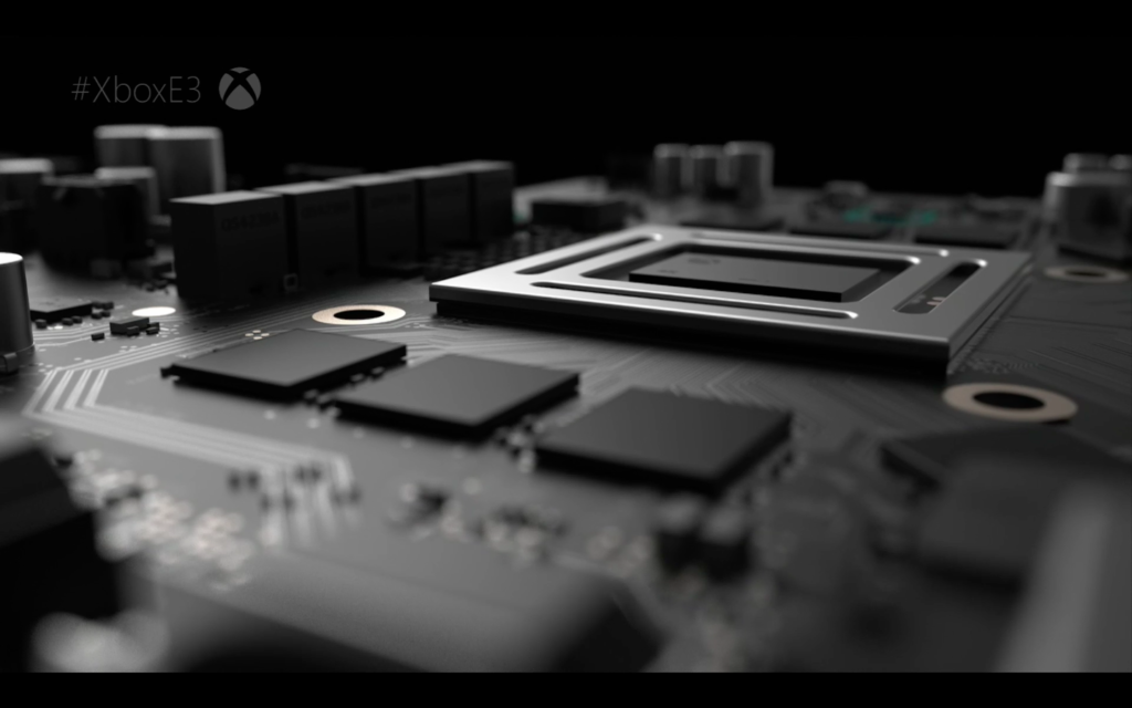 Xbox Project Scorpio GPU