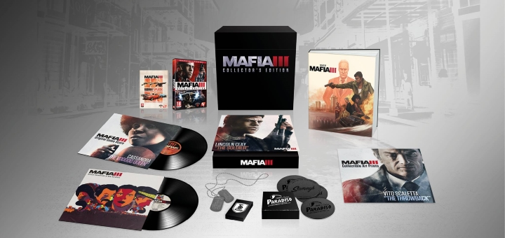 Mafia 3 sběratelka