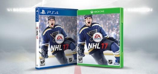 NHL 17 Tarasenko