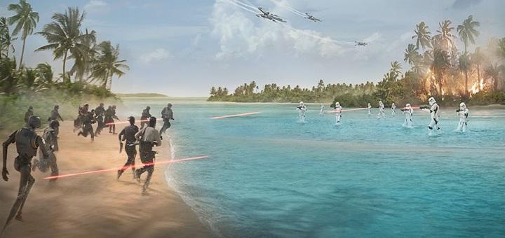 Star Wars: Battlefront Rogue One