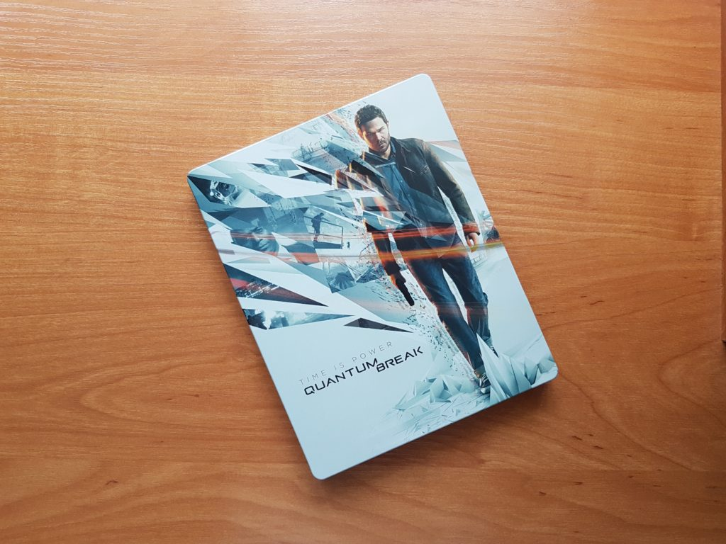 Quantum Break Steelbook