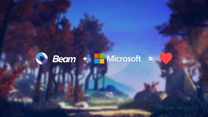 Beam Microsoft