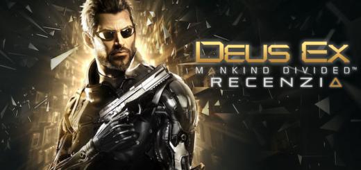 Deus Ex Mankind Divided Recenzia